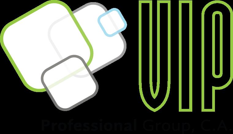 vip logo blanco