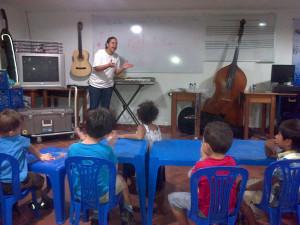 Kinder Musical Otilca