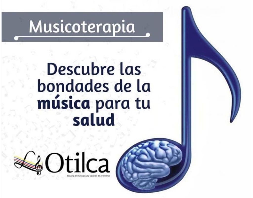 Terapia Musical en Otilca