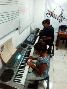 clases de música en Otilca