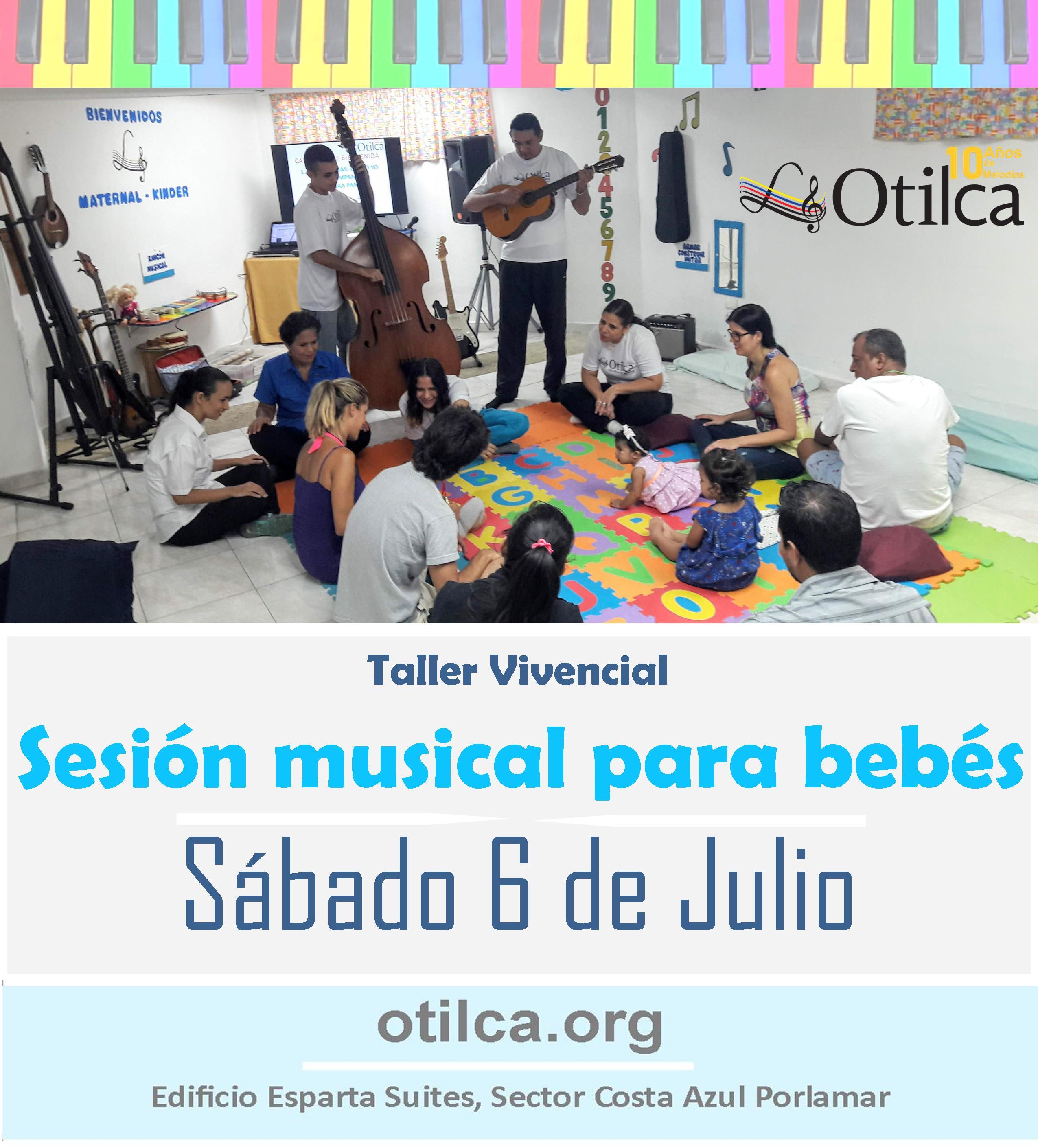 Baby Gym Musical