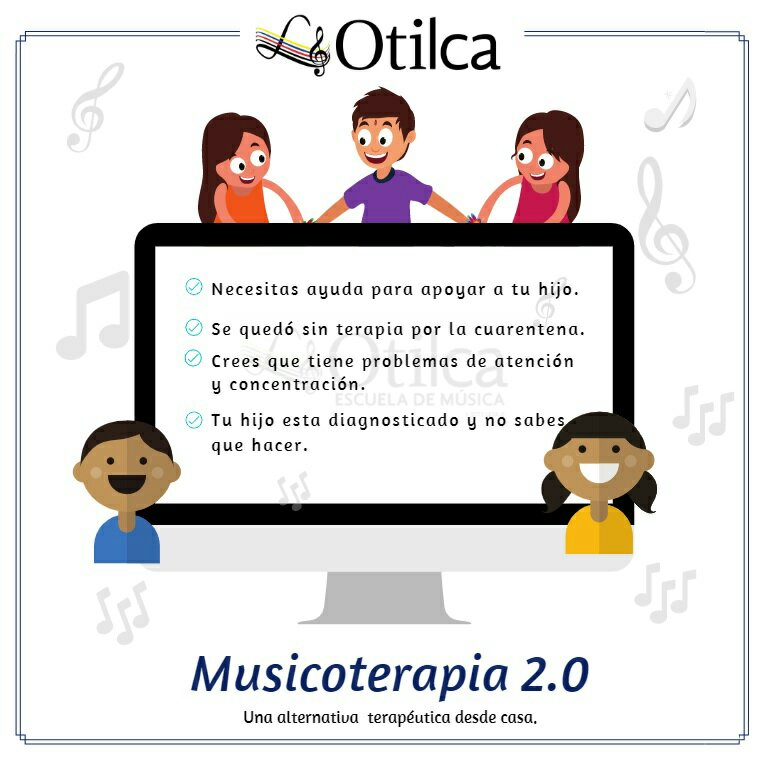 Musicoterapia y atención psicopedagógica